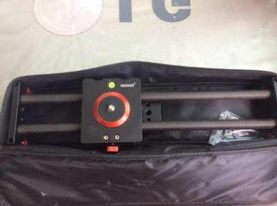 Neewer Carbon Fiber Camera Slider 40cm (16 inches)