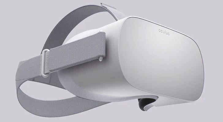 OCULUS GO VR STANDALONE HEADSET 64GB