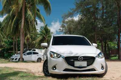 Mazda 2 High Plus 2018 SEDAN ( 450,000THB ) Like new!