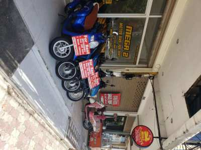 Motorcycle rental business for sale