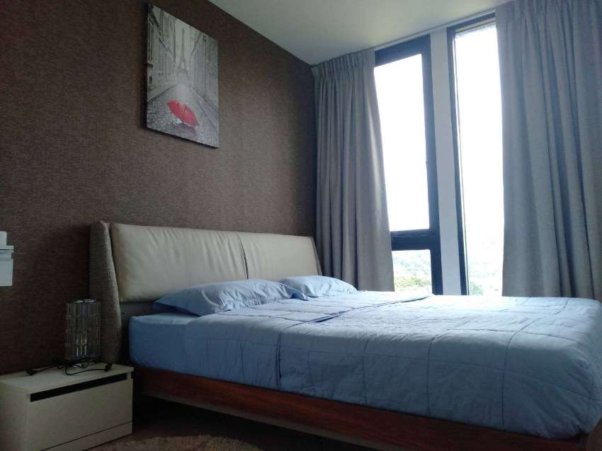 MT-0037 - Condo The Base Uptown for rent with 1 bedroom, 1 bathroom