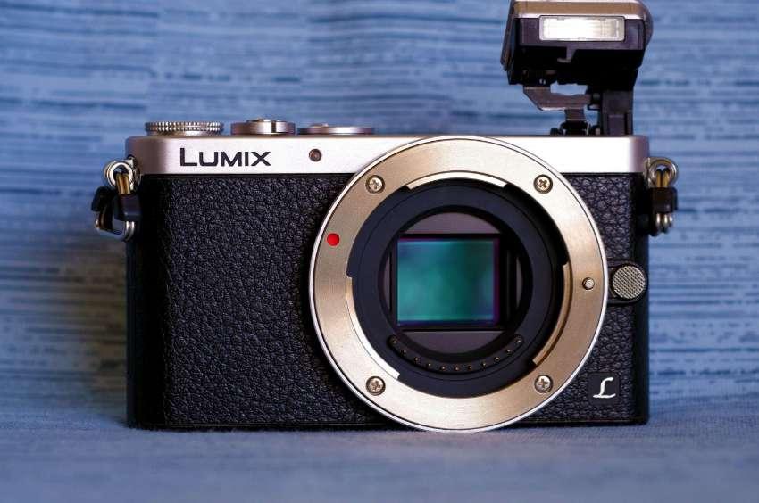 Panasonic LUMIX GM1 Wi-Fi Black Silver Body