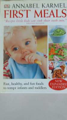 Babies-Toddlers First Meals-Annabel Karmel-Recipes for Little Kids