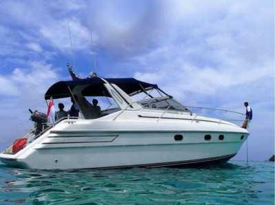 1996 Princess 366 Riviera (36' SG)
