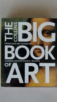 NEW YEAR SALE! PRICE CUT! BIG BOOK OF ART Collins Cave Art to Pop Art