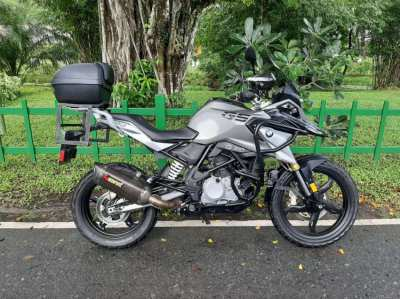 SELL BMW 310 GS ADVENTURE TRIAL 165.000