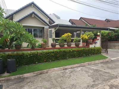 HR1401 South Pattaya House 3 bed for rent