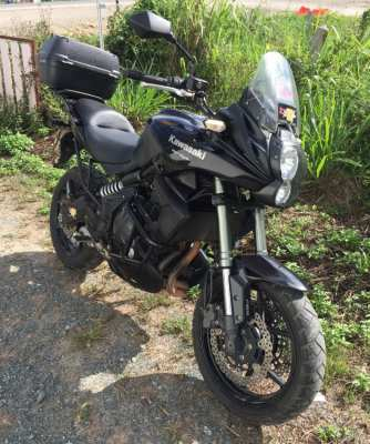 UPDATE: Kawasaki Versys 650cc, ABS, Year 2012, 1st Owner