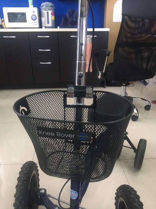 Kneerover - broken leg,, perfect to get you mobile in Thailand