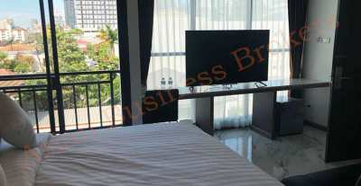 0149068 Newly Completed Hotel near Thong Lor BTS for Rent with Key Mon