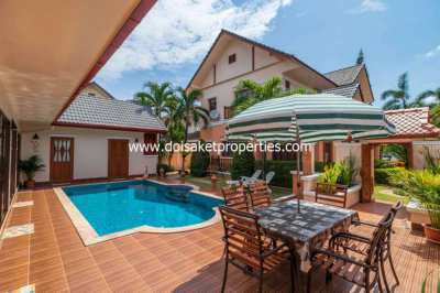 (HS295-04) Exceptional and Unique House for Sale with Private pool