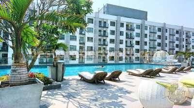 Arcadia Beach resort, 1 bedroom not far from center