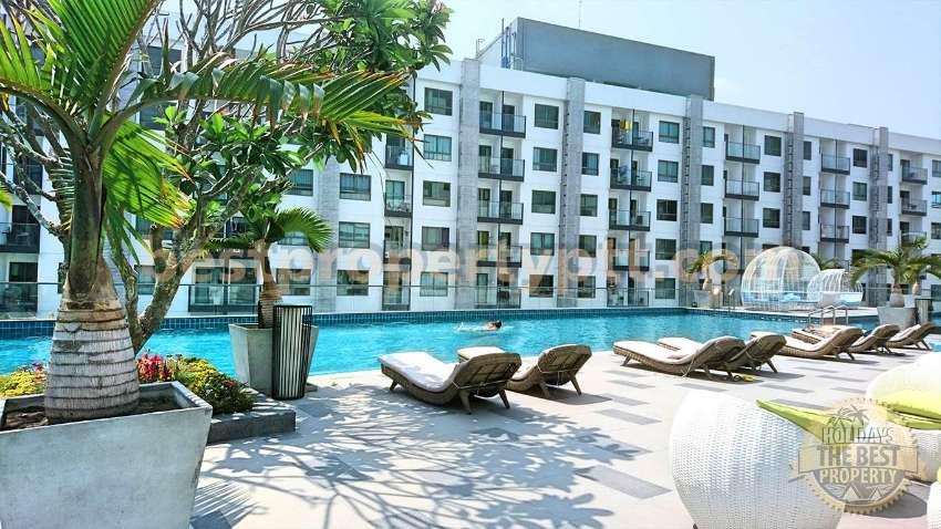 Arcadia Beach resort, 1 bedroom not far from center