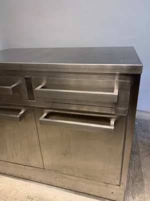Stainless Table Cabinet