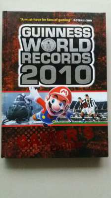 NEW YEAR SALE! PRICE CUT! GUINNESS WORLD RECORDS 2010 GAMER'S EDITION