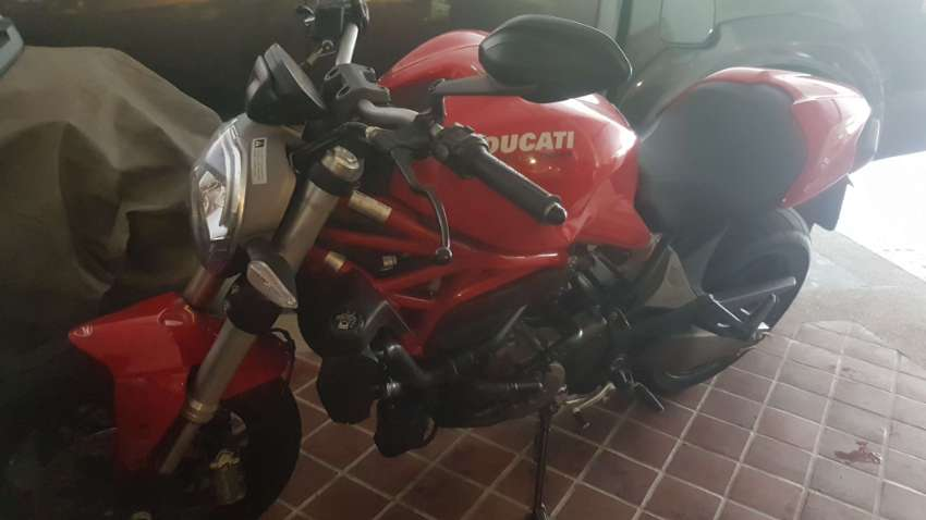 Ducati Monster 2017