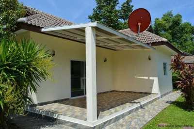 2 bedroom house close to Ao Kha and Mae Phim Beach