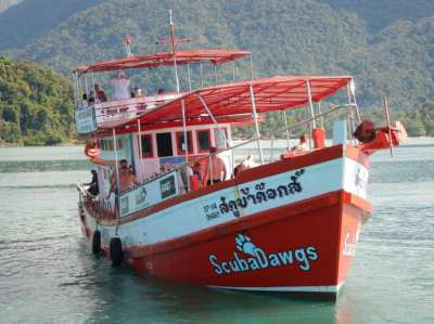 Dive centre on Koh Chang for sale
