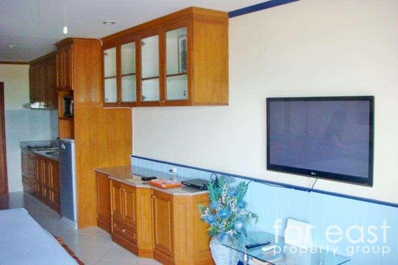 Pratumnak Studio For Sale Or Rent