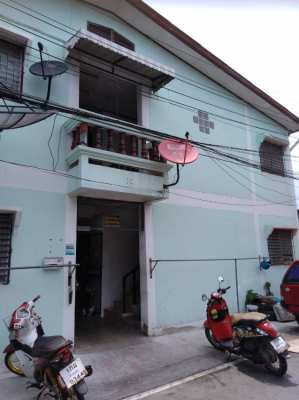ขายอพาร์ทเม้นท์ ผู้เช่าเต็ม เจ้าของขายเอง เมืองสมุทรปราการ
