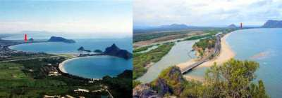(◕‿◕) Prachuap Khiri Khan City 1.757 sqm. Land in Exclusive Location