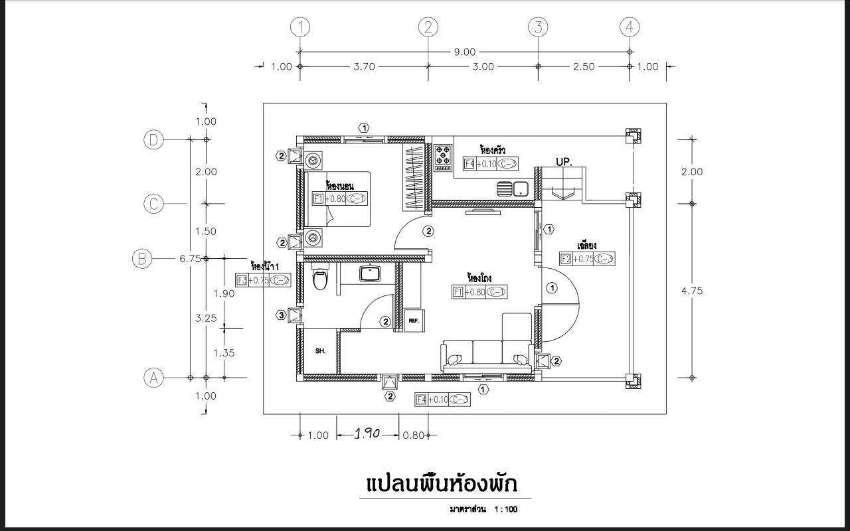 (◕‿◕) Prachuap Khiri Khan City 1.757 sqm. Land in Exclusive Location