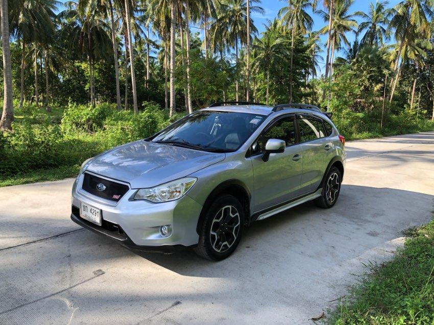 2016 Subaru XV 2.0i AWD STi Sport