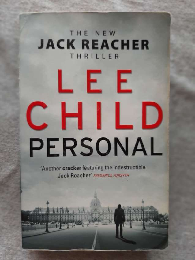 Personal; A Jack Reacher Novel - Lee Child