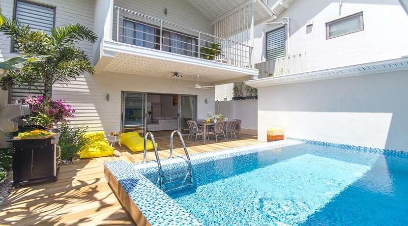 For sale 3 bedrooms pool villa in Ban Tai Koh Samu