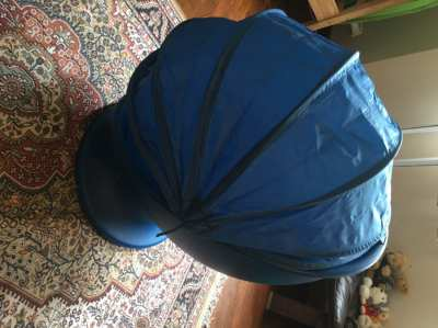 Ikea kids swivel air chair