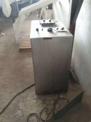 fuel tank , stainless steel , 316 , app.600liter