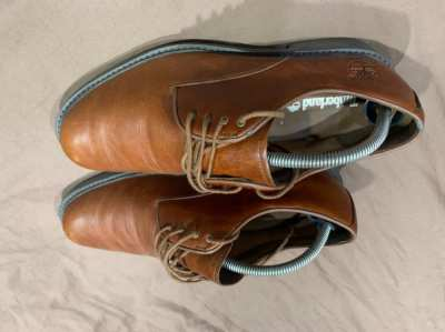 TIMBERLAND WATERPROOF S42 & LEATHER SHOES (FREE)