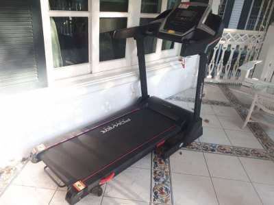 Treadmill 2.5HP Power Reform