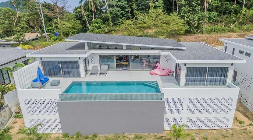 For sale 3 bedroom pool villa in Lamai Koh Samui