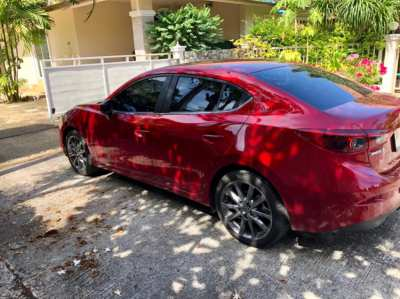 Mazda 3 Skyactiv S Sedan 2018