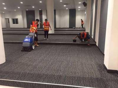 Carpet cleaning service, carpet sanitation
