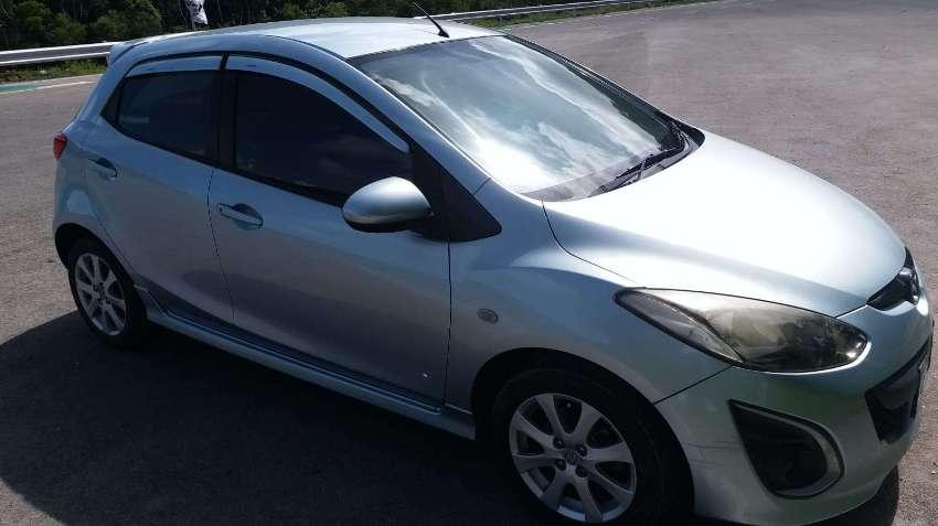 Mazda 2 2011 69000