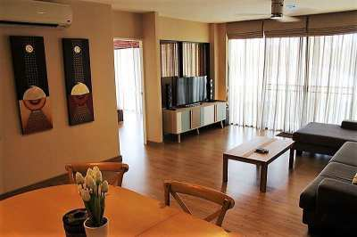 Hot Bargain! 2 Bedroom |127 m2 Condo at Palm Hills Golf Course Hua Hin