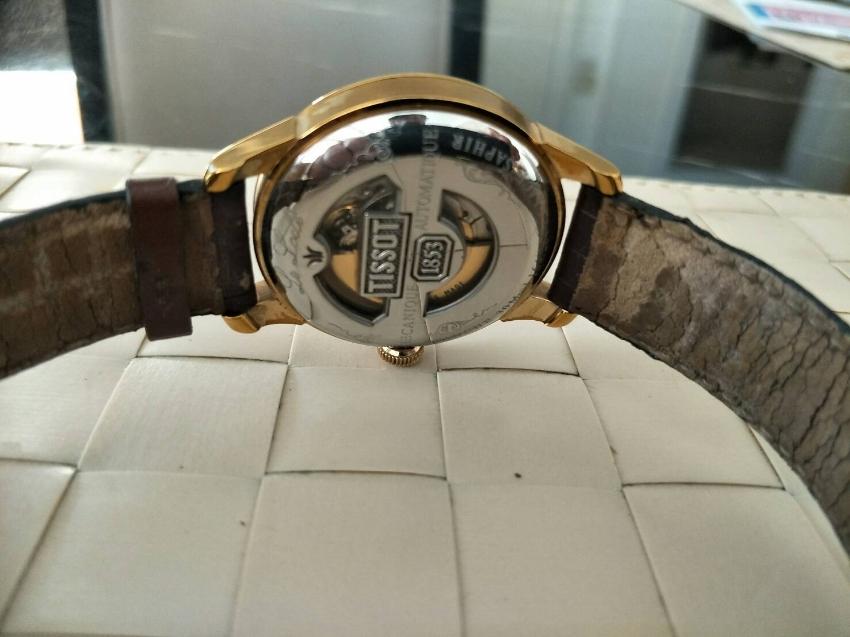 Tissot watch original for man