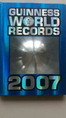 PRICE DROP! Guinness World Records 2007