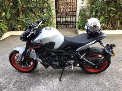 Yamaha MT09 7500KM perfect condition