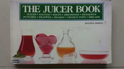 NEW YEAR SALE! The JUICER BOOK