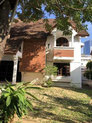 House for sale Bana Villa, Soi Bangna-Trad 16