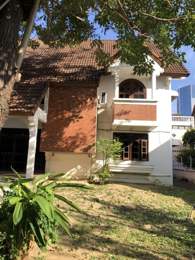 House for sale Bana Villa, Soi Bangna-Trad 16