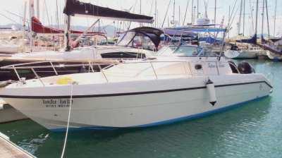 Gulf Craft 33 Sea breeze