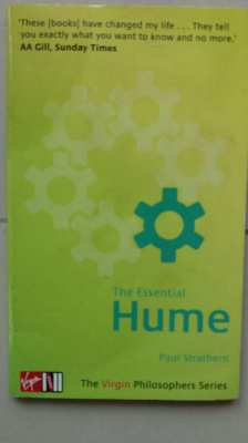 SALE! Hume-The Essential-This Book Has Changed My Life-Paul Strathern