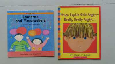 PRICE CUT Lanterns &Firecrackers-When Sophie Gets Angry