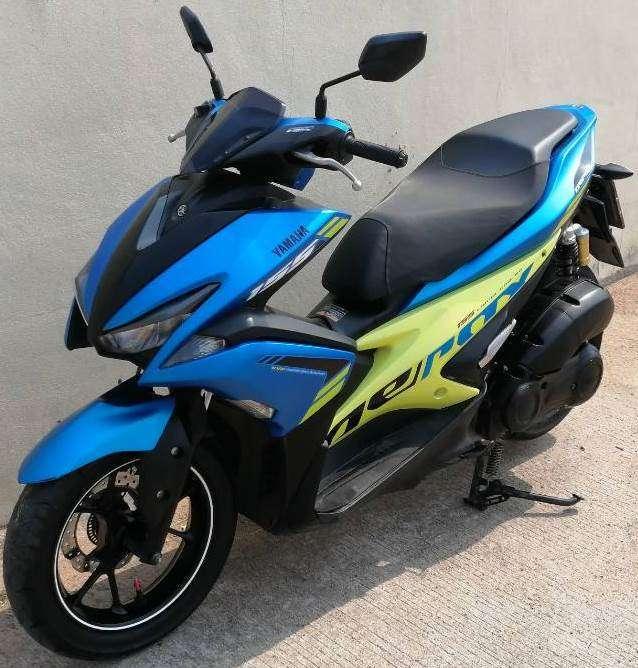 04/2018 Yamaha Aerox 155 42.900 ฿ Finance by shop