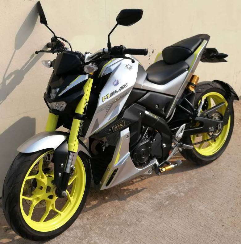 03/2018 Yamaha M Slaz 150 55.900 ฿ Finance by shop