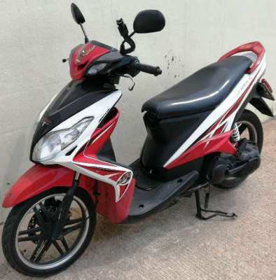 03/2010 Yamaha Mio 125 14.900 ฿ Finance by shop